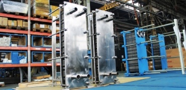 etra stainless steel heat exchanger small
